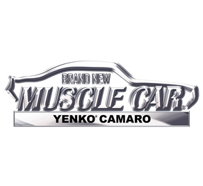 Brand New Muscle Car: Yenko® Camaro