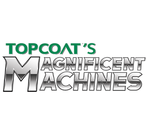 TopCoat's Magnificent Machines